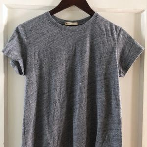 Marine Layer swing crew blue marl S